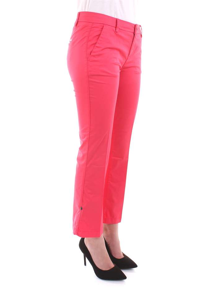F18109 T6747 MAGENTA Clothing Women