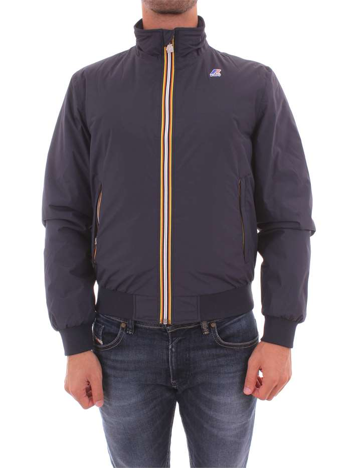 K WAY Jacket Men