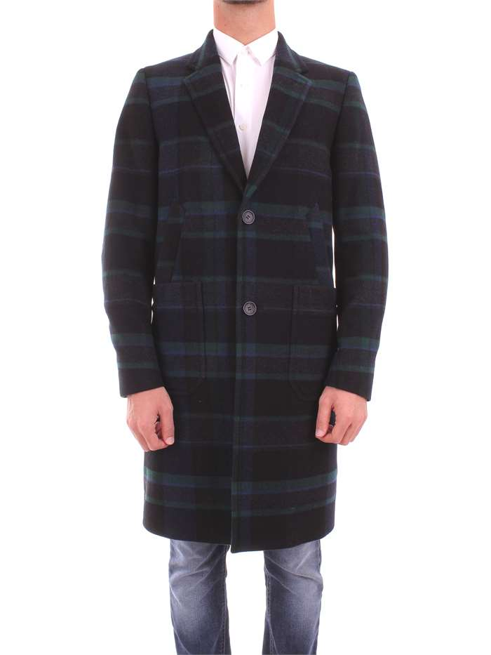 PAUL SMITH Overcoat Men