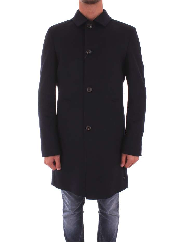 TOMMY HILFIGER Overcoat Men