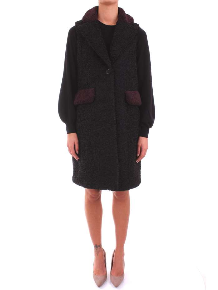 TAVUS Overcoat Women