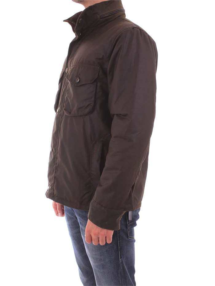 Militare Cotone 1859 Candido 100 Giacca Uomo Barbour FROwqTx5A
