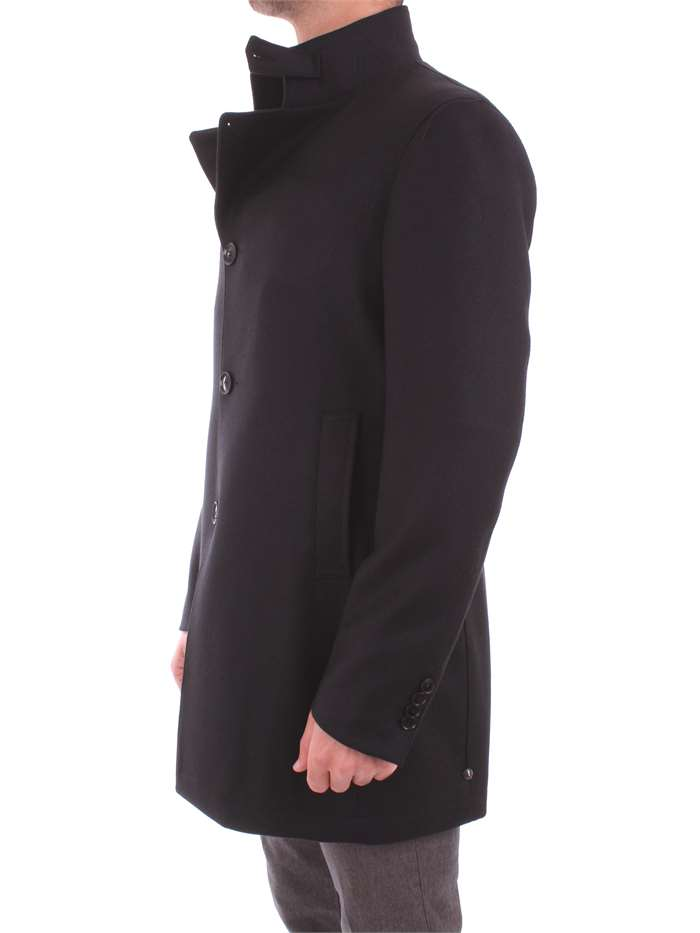 TAGLIATORE Overcoat Men