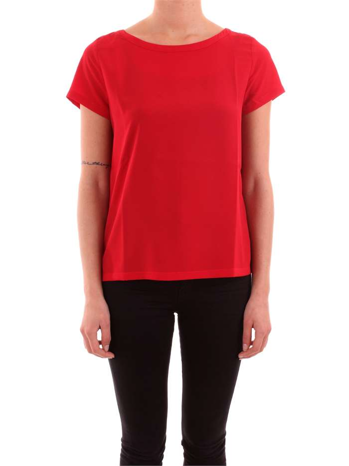 MARELLA Clothing Women T-Shirt RED PULCE