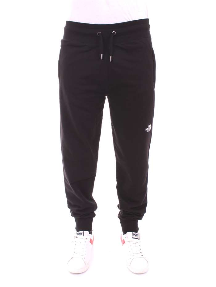 THE NORTH FACE T0CG25 BLACK Clothing Men