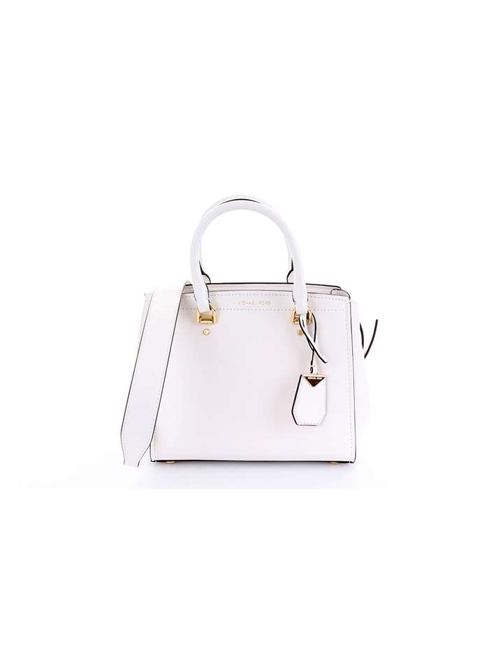 MICHAEL KORS Accessories Women Handbag WHITE 30T8GN4M2L