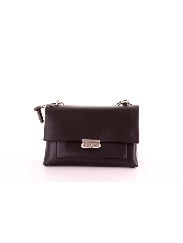 MICHAEL KORS 30S9S0EL3L NERO Accessori Donna