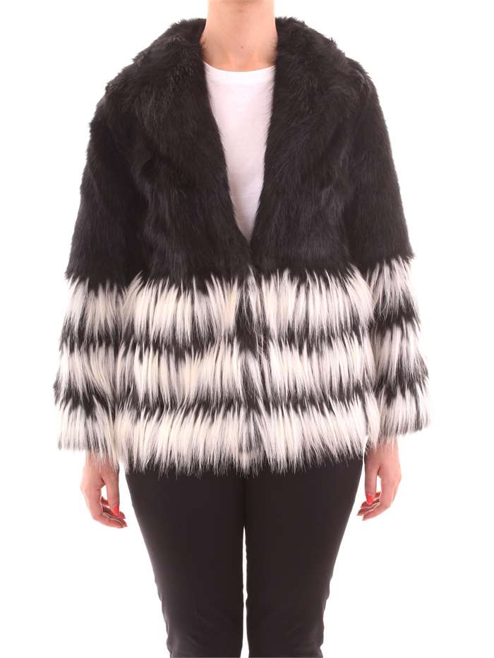 TWIN SET faux fur Women