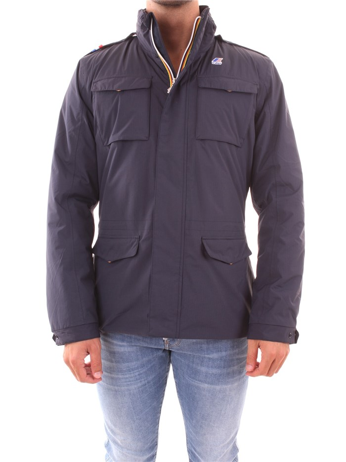K WAY Jacket and jacket Men