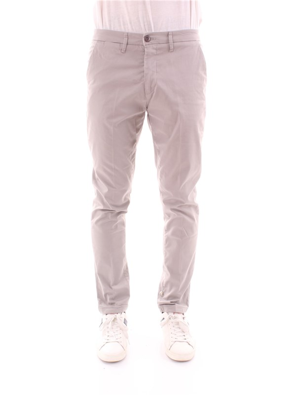 BOMBOOGIE Clothing Men Trousers PEARL PMJAZZ TPD