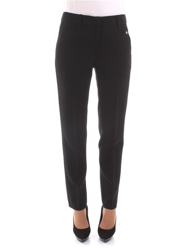 ARMANI Clothing Women Trousers BLACK ZMP08T ZM006