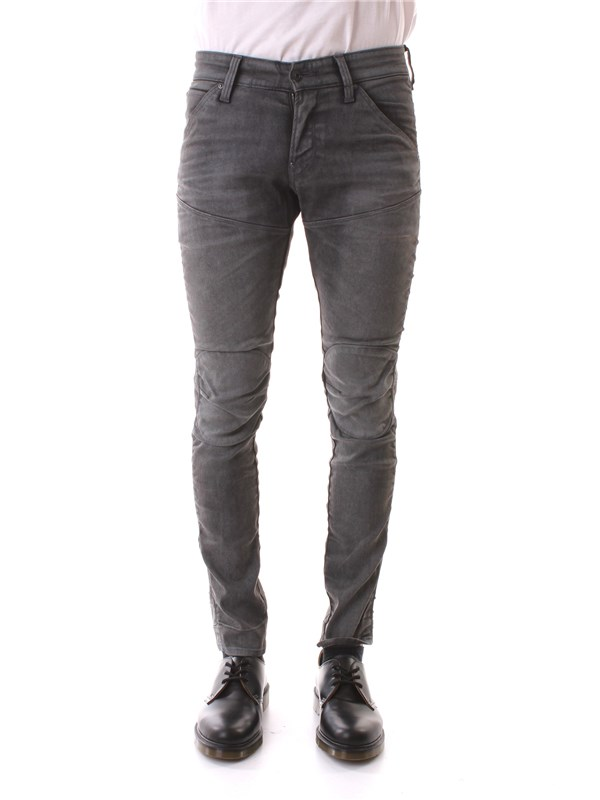 G-STAR Clothing Men Jeans GREY 51026 7863 D6