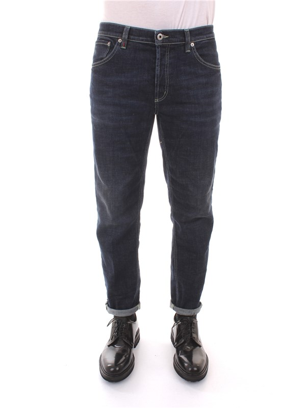 DOND UP Clothing Men Jeans BLUE UP434 DS172