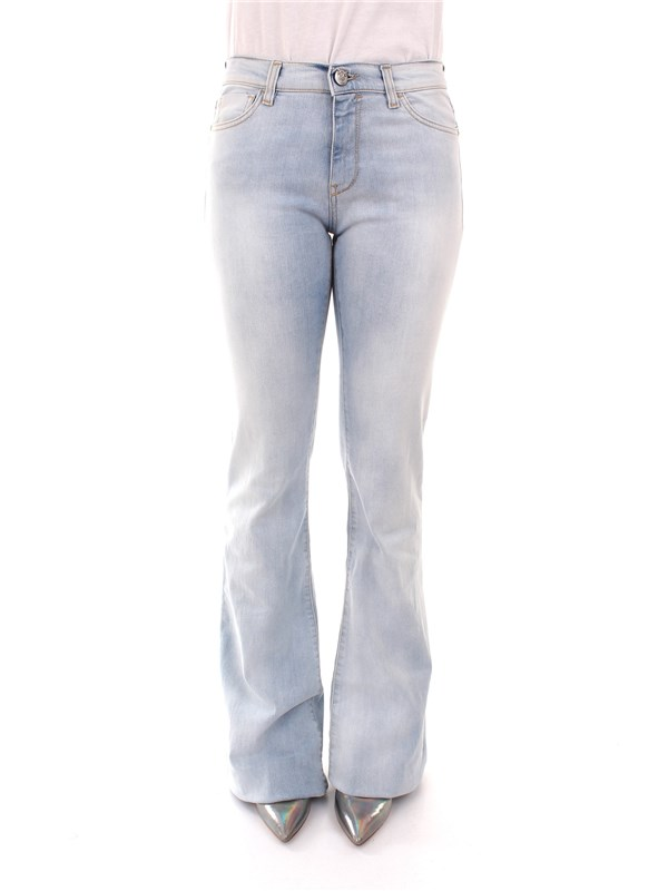 PINKO Clothing Women Jeans DENIM CASSIDY17