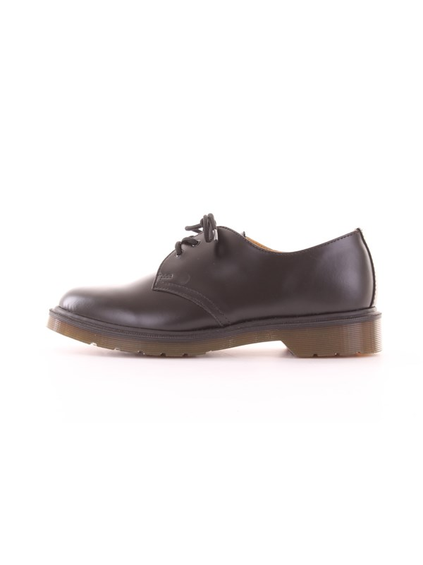 DR.MARTENS Shoes Men Lace up shoes BLACK 1461SMOOTH D6