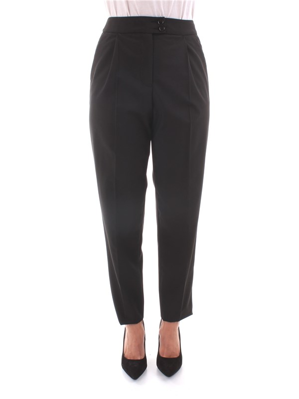 ARMANI Clothing Women Trousers BLACK 3Z2P62 2N37Z D8