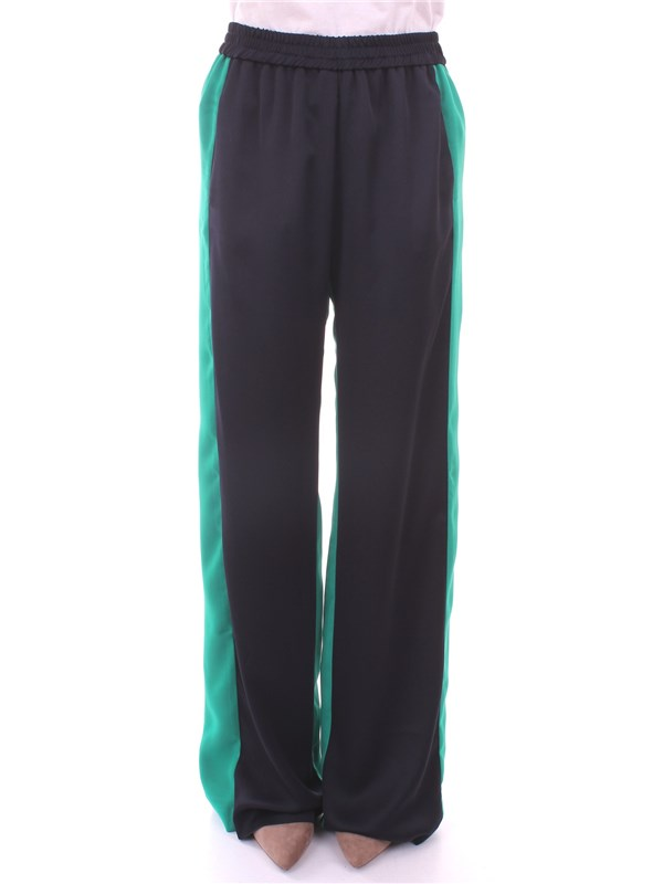 PINKO Clothing Women Trousers BLUE SALLIE1